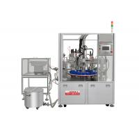 China Factory High Speed Automatic Perfume Oil Liquid Bottle Filling And Capping Machine Monoblock on sale