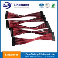 Quality Double Row 2.54MM PICH Automotive Wire Harness 44P 22AWG Cable Wire Harness for sale