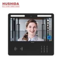 China HUSHIDA D1 Series Face Recognition Access Control, Support Multiple People Recognition At The Same Time wholesale