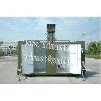 China super heavy-duty telescopic antenna mast tower for mobile communications wholesale