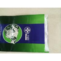 China Recycled Polypropylene Laminated Woven Sacks Pig Feed Bag With PE Liner wholesale