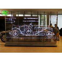 China High Transparent Led Screen Pixel Pitch V7.8125mm - H15.625 For Indoor Use wholesale