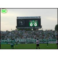 China P8 Outdoor Stadium LED Display Board for Sport Advertising with Timing System wholesale