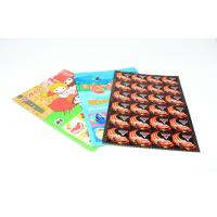 China Hardcover Cartoon Book Saddle Stitch Printing Services With 3D Pictures wholesale