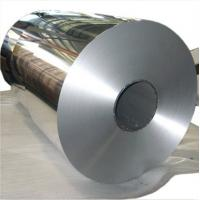 China Bright Plain Mill Finished Aluminum Foil Roll 8011 For Air Conditioner wholesale
