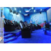 China New Technique 5D Cinema with Motion Chair, Special Effects and Environment Effects wholesale