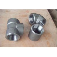 China Forged Threaded 3000Lb Socket Weld Fittings Reducing Coupling wholesale