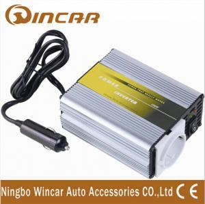 China 300Watt 50/60HZ 4X4 Off-Road Accessories , metal shell vehicle power inverter wholesale