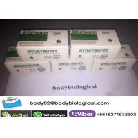 Buy cheap Medicine Grade Purest 191AA HGH Hygetropin For Strong Big Mass White Freezed from wholesalers