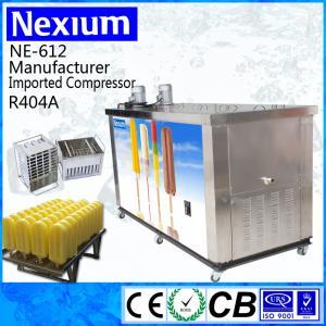 China High Capacity Speediness Automatic Ice Lolly Machine NE-612 wholesale
