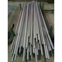 China Industrial Hastelloy C276 Welding Rod , Hastelloy C276 Round Bar For Chemical Processing wholesale