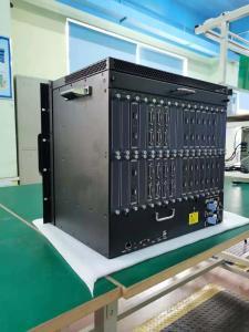 China FPGA Embedded Multi Window Video Processor 440*320*178mm 15kg wholesale