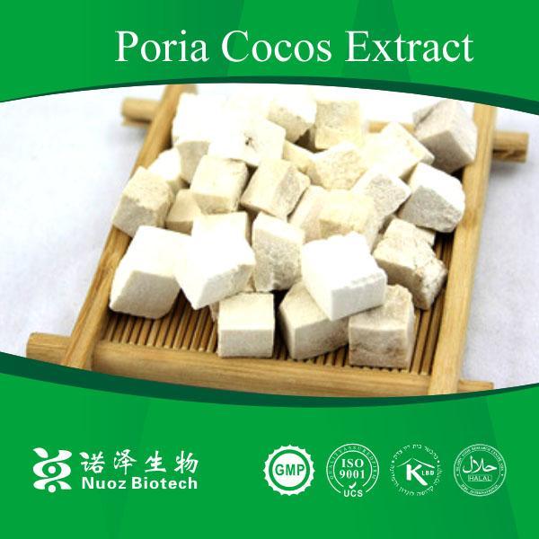 Quality Natural Organic poria cocos p.e. polysaccharides powder for sale