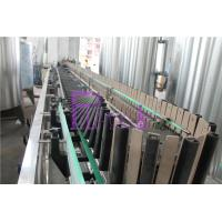 China Stainless Steel 304 Bottle Reverse Sterilizer Smoothing Roller Conveyor For Hot Filling Line on sale
