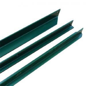 China Plastic Coated Fence Post wholesale
