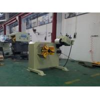 China 220V/380V/50HZ Metal Decoiling And Straightening Machine For Press Line on sale