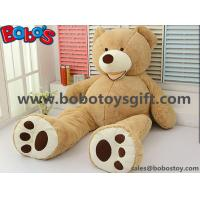 "China Giant Plush Gift Toy Stuffed Soft Teddy Bear Animal in 102"" Big Size wholesale"