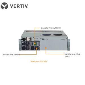 China Mobile Communication Vertiv Netsure 531 A31 Integrated 48V DC Power System wholesale