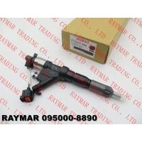 Buy cheap DENSO Genuine common rail injector 095000-8890 for HINO E13C 23670-E0460 from wholesalers