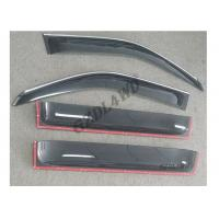 China 4x4 Body Parts Injection Window Visor Rain Shield For Toyota Land Cruiser FJ80 Series wholesale