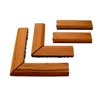 Quality Tigerwood corner and straight reducer for sale