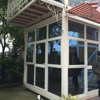 China Durable Heavy Steel Structure Villa , Apartment Prefabricated Steel House Construction wholesale