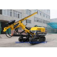 China Solar Pile Hole Drilling Rig Machine , Rotary Drilling Rig For Engineering Projects wholesale
