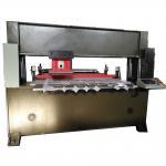 China Cutting Machine Hydraulic Travelling Head Cutting Machine for sand paper, foam. slipper etc wholesale