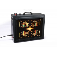 China 3nh T259004 3100K Transmission Light Box 120000Lux With 4 Color Temperature wholesale