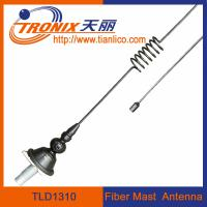 China spring form fiber mast car antenna/ passive car am fm radio antenna TLD1310 wholesale
