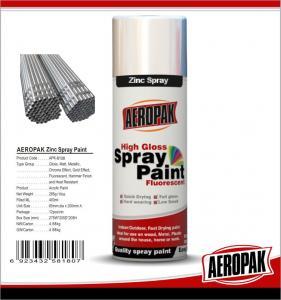 China Zinc Effect Spray Paint, Zinc Paint wholesale