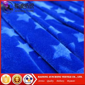 China minky fabric manufacturer wholesale minky dot fabric on sale