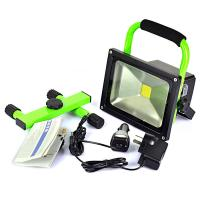 Quality Rechargeable Standby Portable Led Floodlight With Battery Backup , 20 w led flood light for sale