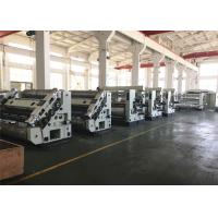 China Economical Type Corrugated Cardboard Machine / Packaging Production Line wholesale