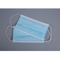 China Melt Blown Anti Proof Disposable Hypoallergenic Dental Masks wholesale