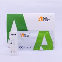 China Blood Rapid Diagnostic Test Human Hemoglobin / Transferrin Qualitative Detection With CE wholesale