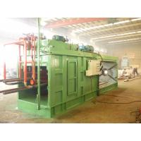 Quality ISO TUV certificated quality Hydraulic tyre tire baling press machine for sale