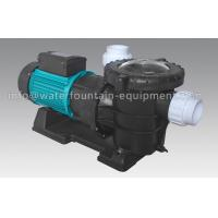 China 3.0HP Plastic Swimming Pool Pumps Single - Phase For Sea Water Circulation wholesale