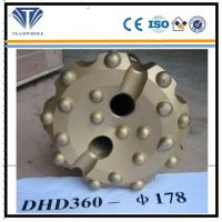 China High Performance DTH Drilling Tools 178mm Dia 6 Inch DHD360 Button Bit wholesale