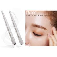 China FACEDEEP Stainless Steel Multifunctional Autoclave Microblading Manual Tattoo Pen wholesale