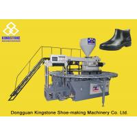 Easy Operate Slippers Sandal Boots Making Machine For PVC TPR Material