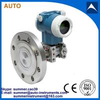 China flange mounted level transmitter measure pressure/level used for sugar mills wholesale