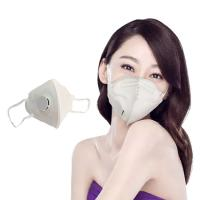 China Antibacterial Folding FFP2 Mask Breathable For Construction / Mining wholesale