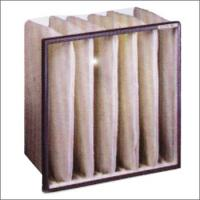 China Medium efficiency bag-type air filter for clean room wholesale