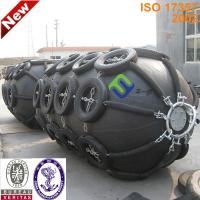 China Euro standard pneumatic floating fender for ship wholesale