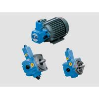 China 1800 Rpm Hydraulic Vane Pump Vicker with Anti-wear Oil, Phosphate Ester Fluid wholesale