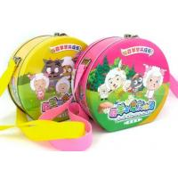 China Lunch Tin box for DVD pack wholesale