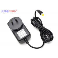 China AUS Plug Breast Pump Charger , RCM Approval 9V 1A AC To DC Plug Adapter wholesale