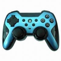 China Wireless Gamepad/Controller/Joypad with Special Turbo Feature and Trigger Buttons Design wholesale