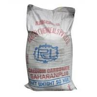 China Industrial HDPE Woven Sacks , 50 KG Packing Block Bottom Valve Cement Bag wholesale